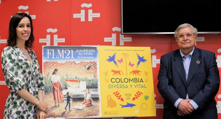 La Feria del Libro de Madrid presenta el cartel de su octogésima edición