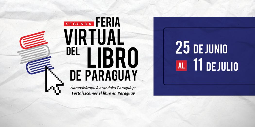 La Feria Virtual del Libro del Paraguay celebra su segunda edición