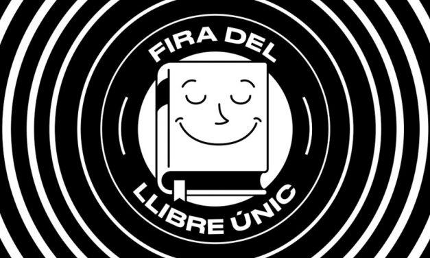 Este sábado 12 de junio nace en Barcelona la Feria del Libro Único