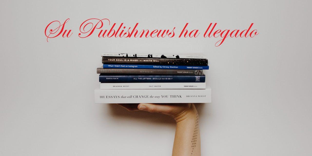 Nueva web, nueva etapa en Publishnews