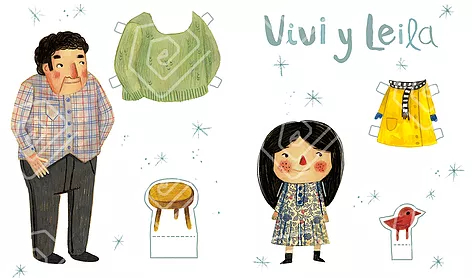 Nace el sello editorial infantil Quei Vivi Editores