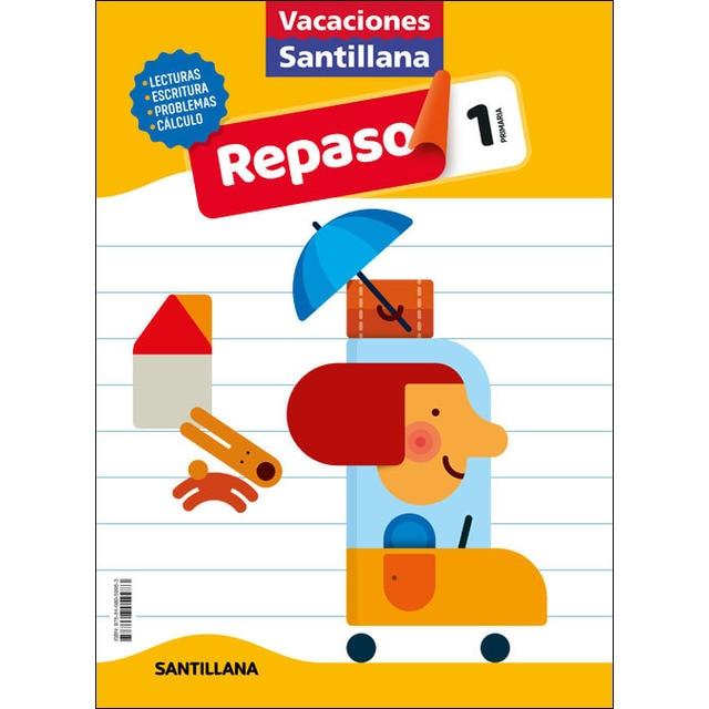 Vacaciones Santillana, un clásico que llega a la lista de más vendidos Publishnews-Nielsen España