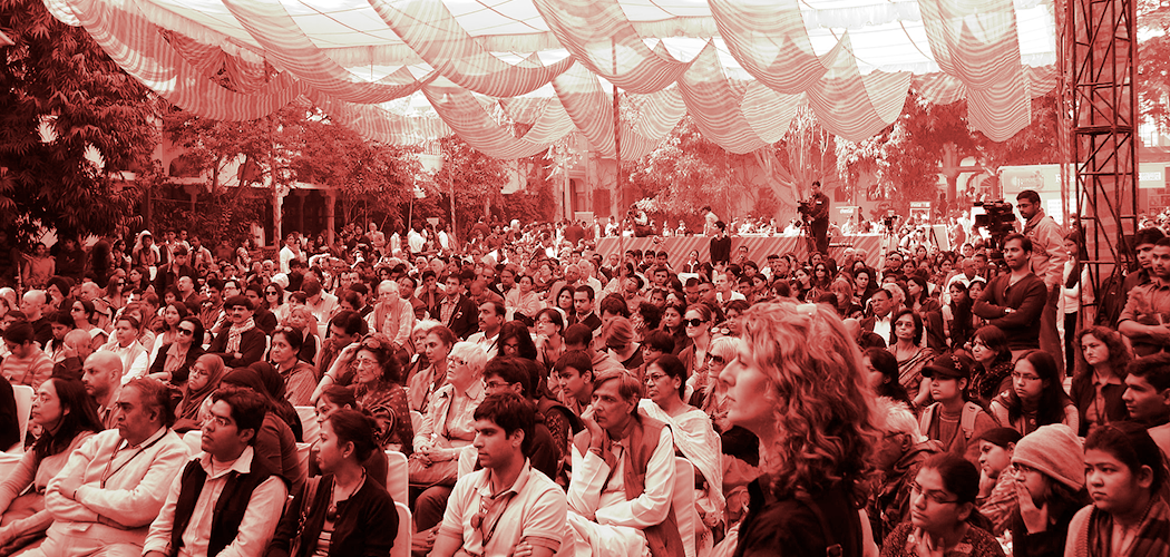 Agenda festivales literarios
