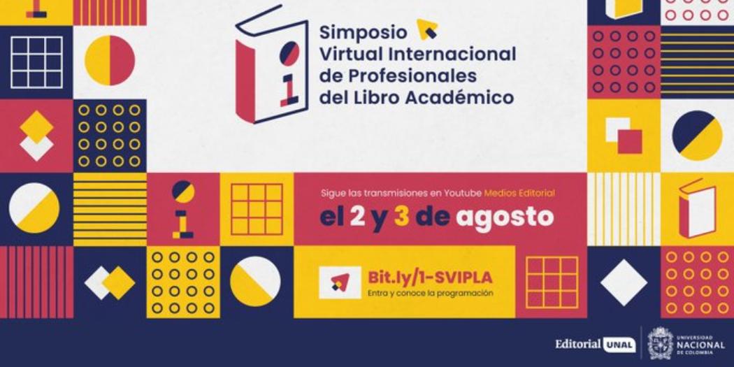 Simposio Virtual Internacional de Profesionales del Libro Académico