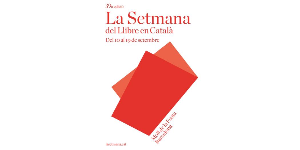 La Setmana del Llibre en Català volverá en septiembre al Moll de la Fusta