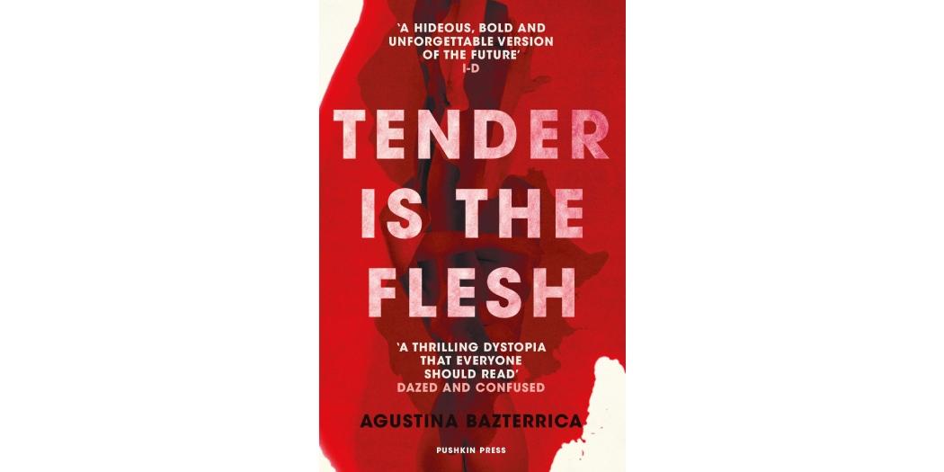 La argentina Agustina Bazterrica gana el Premio Ladies of Horror Fiction
