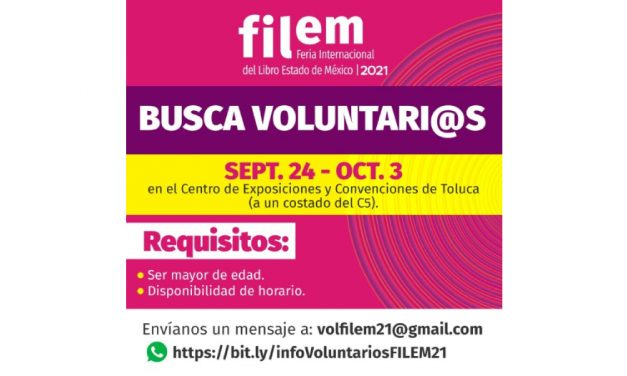 La Filem busca voluntarios