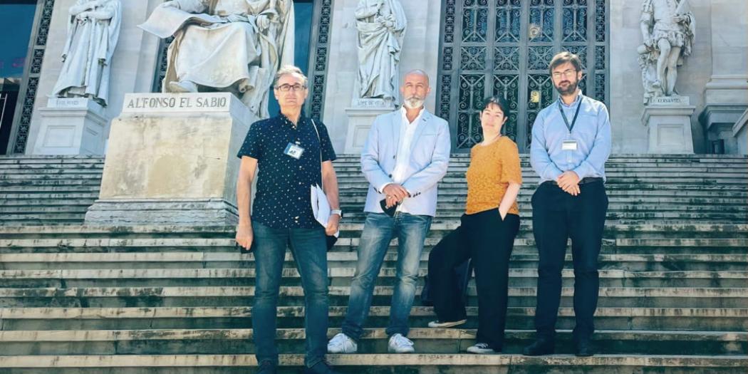 La Biblioteca Nacional de España y la Sectorial del Cómic trabajarán para divulgar el noveno arte