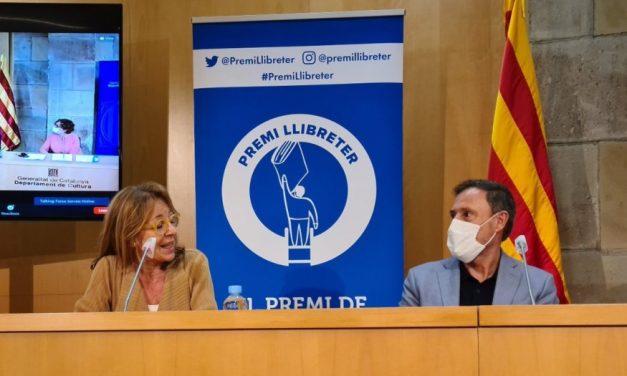 Gemma Garcia galardonada con el premio Memorial Pere Rodeja