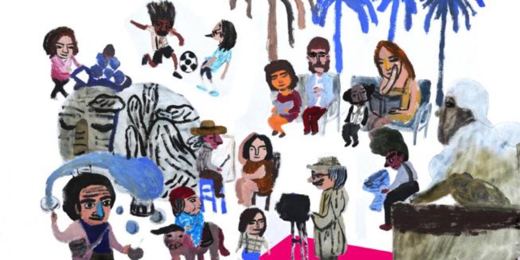 El venezolano Gerald Espinoza es el ganador del Catálogo Iberoamérica Ilustra