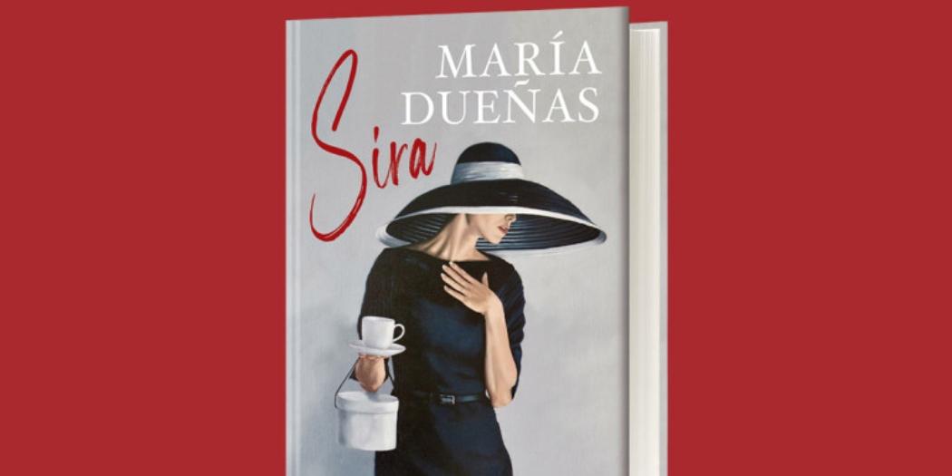 «Sira» de María Dueñas triunfa en Brasil