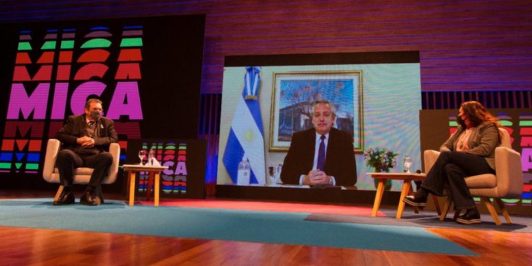 Argentina presenta la Plataforma MICA 2021