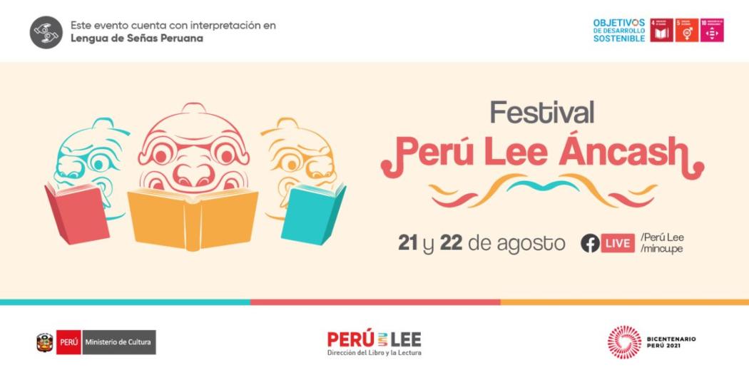 Festival Perú Lee Áncash