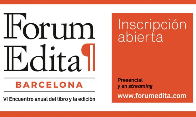 Forum Edita: un análisis profundo de las librerías y el futuro del sector
