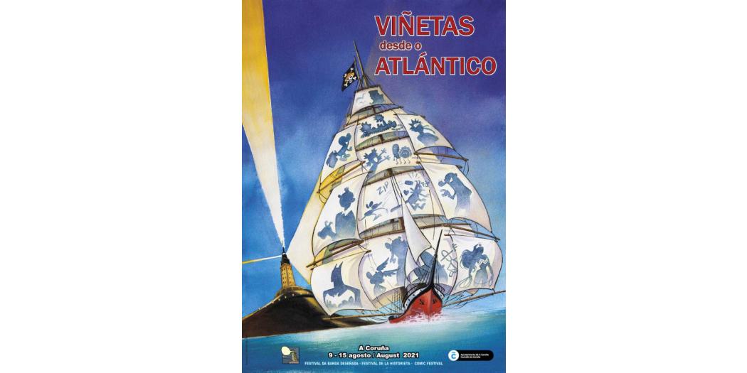 Viñetas desde O Atlántico vuelve a A Coruña