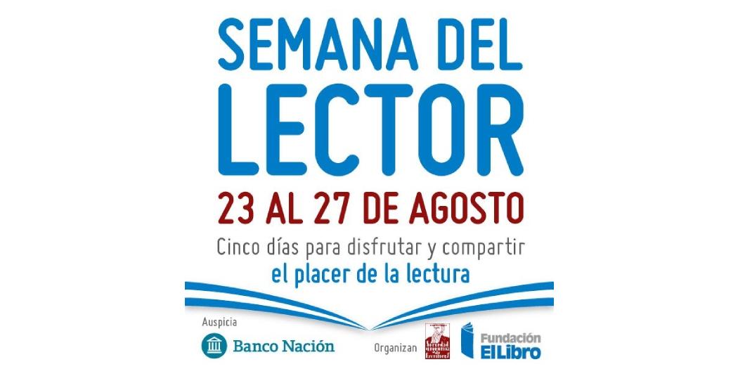 Comienza en Argentina la Semana del Lector
