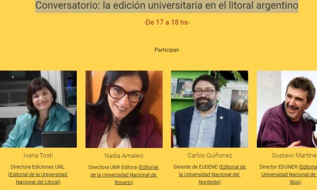 La edición universitaria en el litoral argentino
