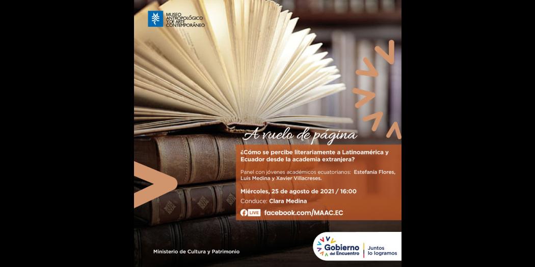 La literatura latinoamericana y ecuatoriana analizada desde la academia extranjera