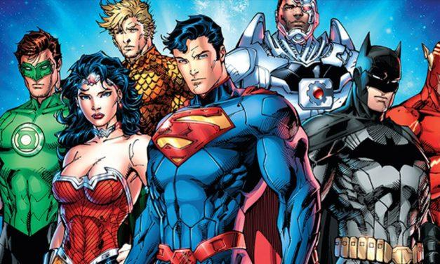 Webtoon se asocia con DC Cómics para publicar webcómics de sus superhéroes