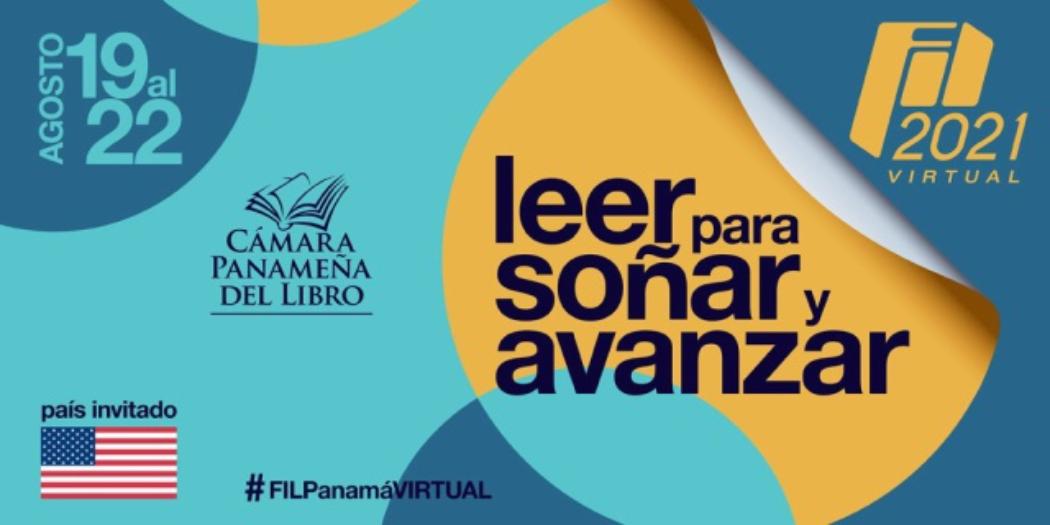 La FIL Panamá volverá a celebrarse en formato virtual