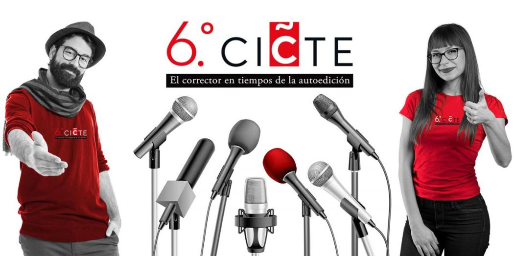 Comienza el VI CICTE: Congreso Internacional de Correctores de Texto en Español