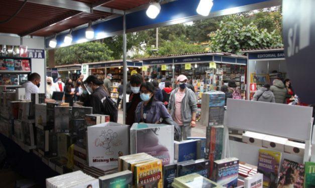 La 42ª Feria del Libro Ricardo Palma superó los 52.000 visitantes