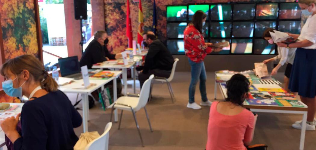 El Mercado de la Edición del FLIC celebra su primera jornada en la Feria de Madrid