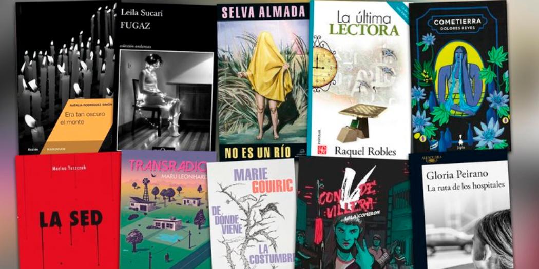 Anuncian las 10 obras finalistas del Primer Premio de Novela Sara Gallardo de Argentina