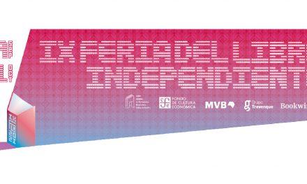 La IX Feria del Libro Independiente de México comienza este viernes en formato híbrido