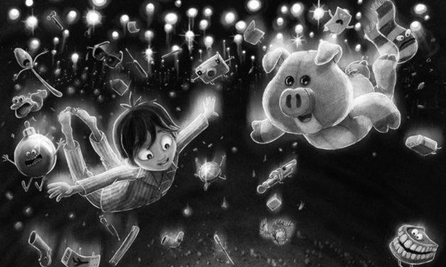 J.K. Rowling muestra las ilustraciones de su nuevo libro infantil