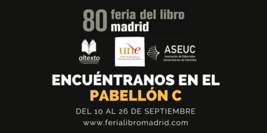 La UNE acoge a la edición universitaria iberoamericana en su caseta de la Feria del Libro de Madrid
