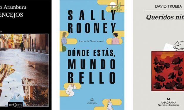 Las novedades de la rentrée siguen sumándose a la lista de más vendidos Publishnews – Nielsen España