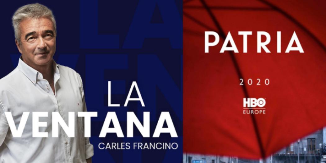 Carles Francino y la serie «Patria», de HBO, premios Liber 2021