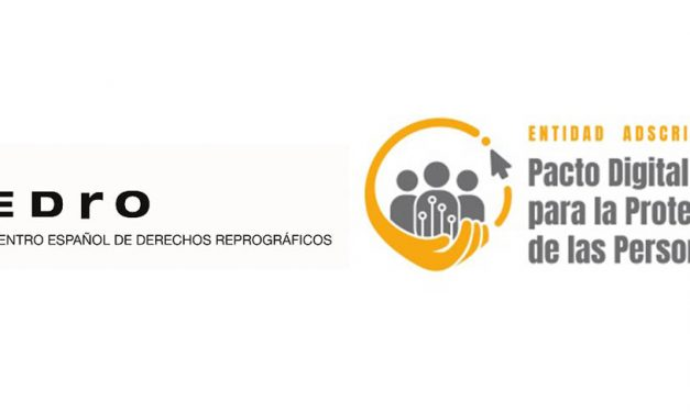 CEDRO se adhiere al Pacto Digital de la AEPD