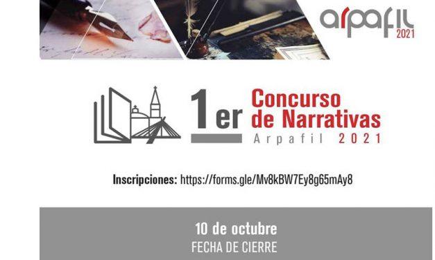 La FIL de Guadalajara convoca el primer Concurso de Narrativas Arpafil