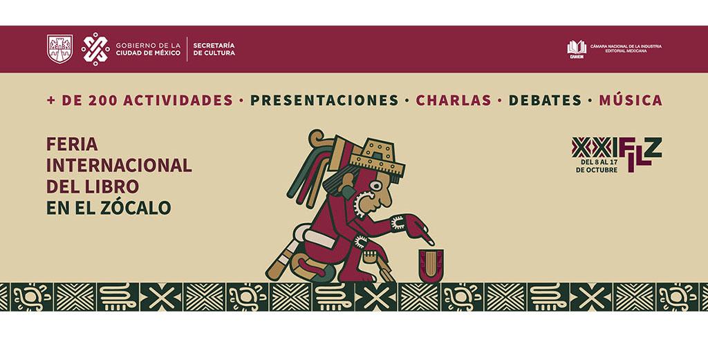 México se prepara para la #FILZ 2021