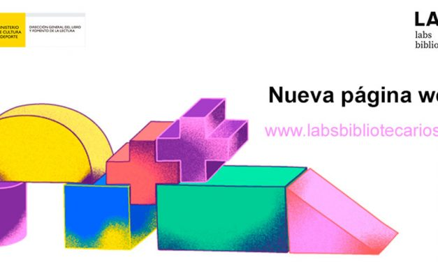 LabsBibliotecarios lanza nueva web tras cinco años de trabajo
