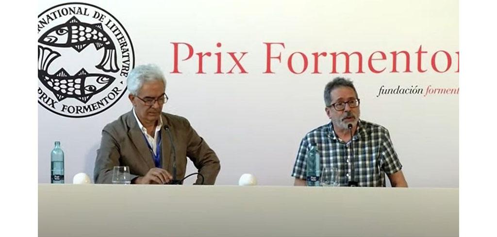 César Aira, Prix Formentor de las Letras 2021
