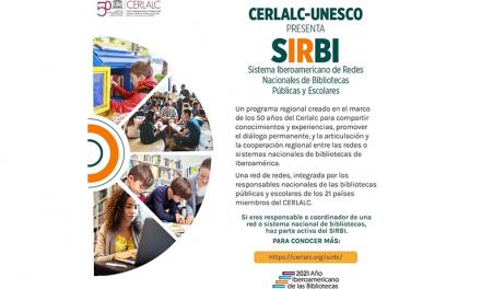 Sistema Iberoamericano de Redes Nacionales de Bibliotecas (SIRBI)