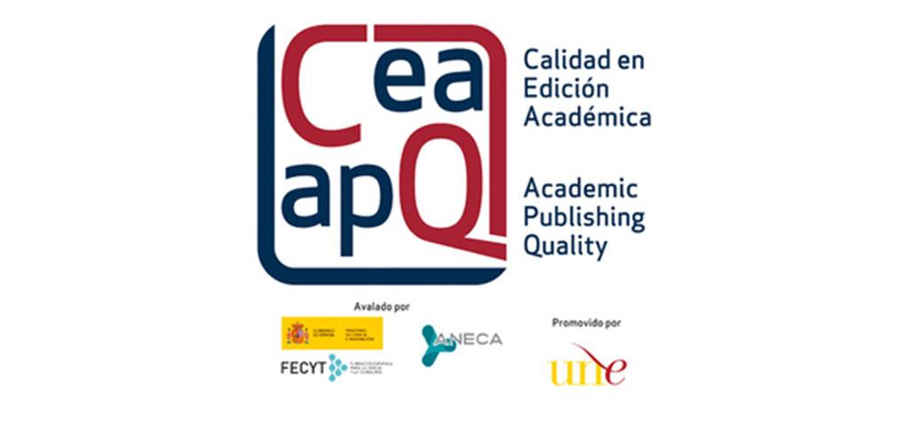 La Edición Académica CEA-APQ recibe el Sello de Calidad 2020-2021