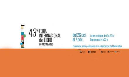 43.ª edición de la FIL Montevideo, feria impulsada por la Cámara Uruguaya del Libro